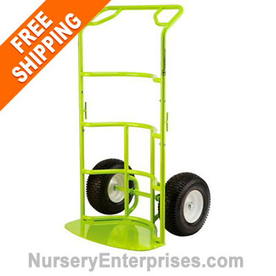 Large Pot Hand Truck or Plant Hand Truck | Nursery Enterprises