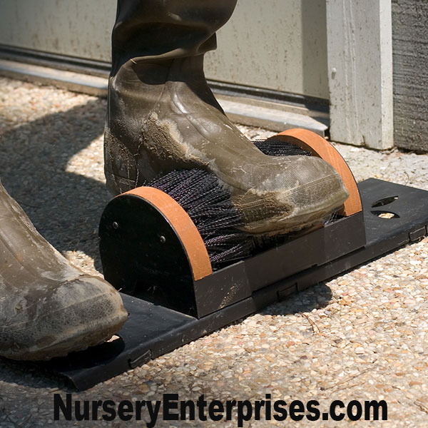 Original Scrusher - Boot Brush - Buy Online Nursery Enterprises