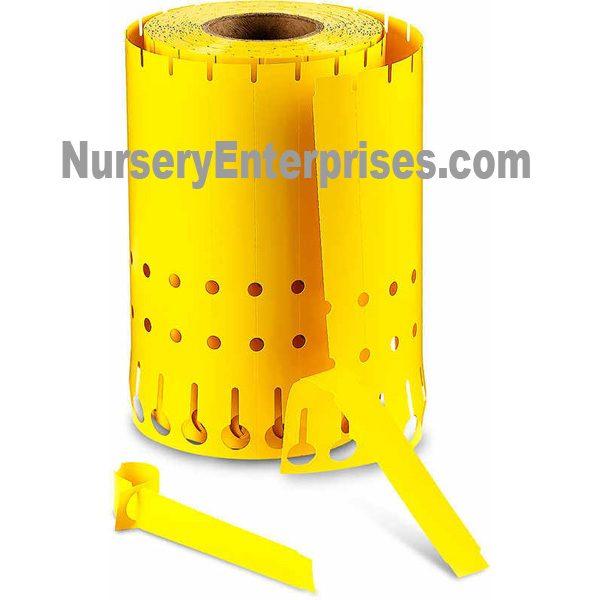 Buy 1000 Yellow Vinyl Tree Tags Online Nursery Enterprises
