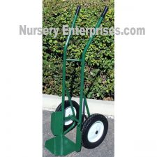 Large Potted Plant Hand Truck, Nursery Hand Truck Dolly