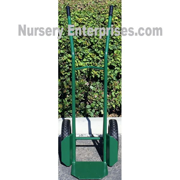 Large Potted Plant Hand Truck