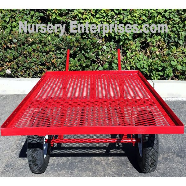 Flat Deck Cart | Nursery Enterprises