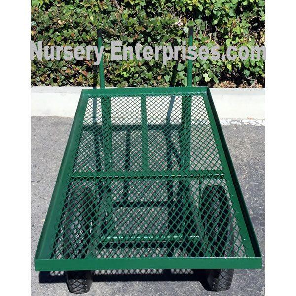 Flat Deck Cart | Nursery Enterprises