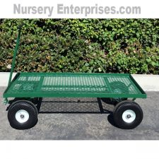 Buy Flat Deck Wheelbarrow | Nursery Enterprises
