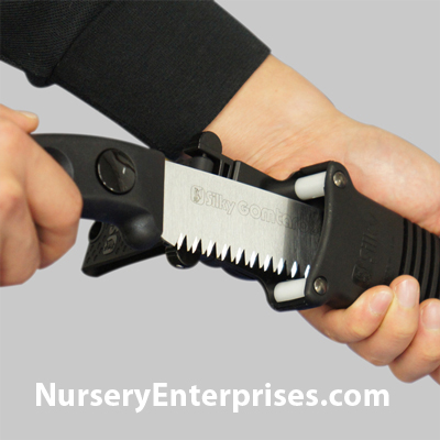 Silky 270 mm large tooth straight-blade saw and scabbard | Nursery Enterprises