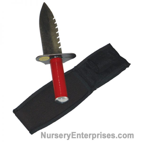 Best Garden Trowel Tool & Nylon Sheath | Nursery Enterprises