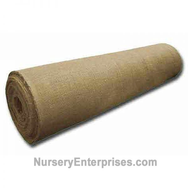 Roll of Burlap Fabric 4' x 100' | Nursery Enterprises