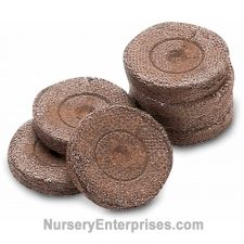 Jiffy Peat Pellets - case of 1,000 | Nursery Enterprises