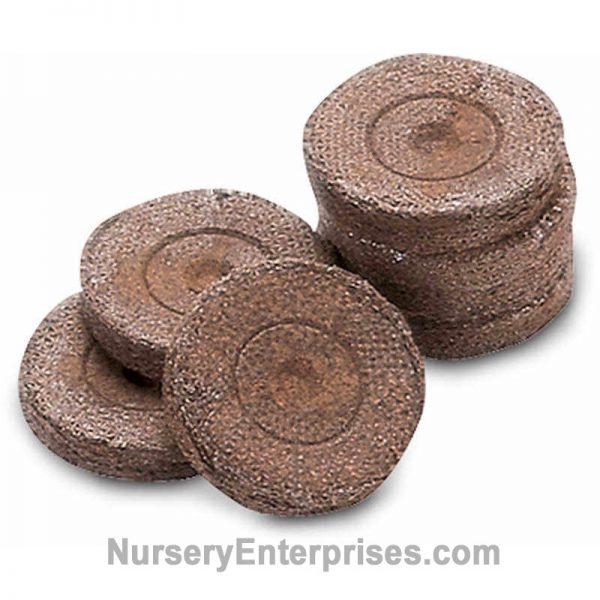 Jiffy Peat Pellets - case of 1,000 | Nursery Enterprises