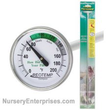 REOTEMP Garden Compost Thermometer | Nursery Enterprises
