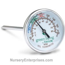 Easy to read Soil Thermometer | Nursery Enterprises