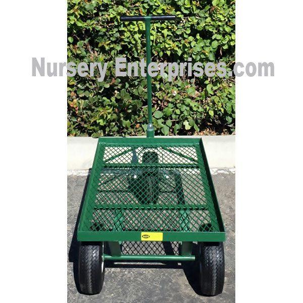 Flat Deck 3 Wheel Wheelbarrow | Nursery Enterprises