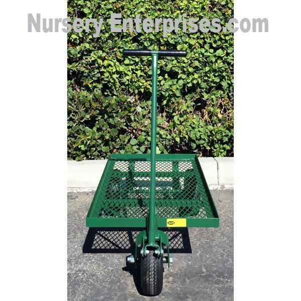 Flat Mesh Deck 3 Wheel Wagon | Nursery Enterprises