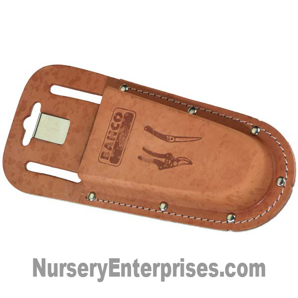 Bahco PROF-H Pruning Holster -  Leather | Nursery Enterprises