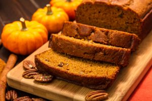 Pumpkin Bread Recipe | NurseryEnterprises.com