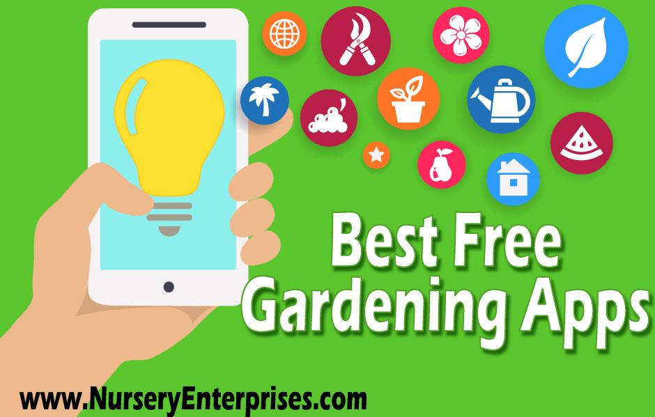 Best Free Gardening Apps