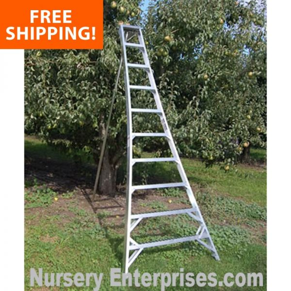 10 FOOT TRIPOD LADDER, ORCHARD LADDER, TRIPOD LADDERS