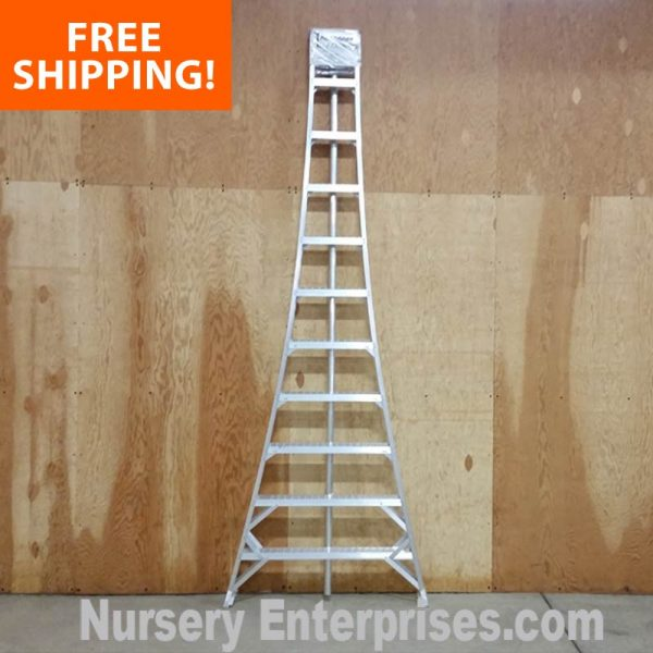 11 FOOT TRIPOD LADDER, ORCHARD LADDER, TRIPOD LADDERS