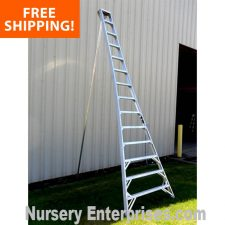 14 FOOT TRIPOD LADDER, ORCHARD LADDER, TRIPOD LADDERS