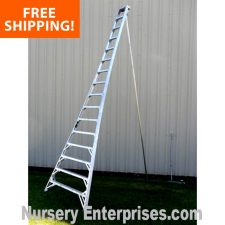 16 FOOT TRIPOD LADDER, ORCHARD LADDER, TRIPOD LADDERS