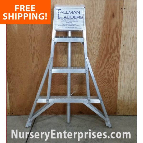 4 FOOT TRIPOD LADDER, ORCHARD LADDER, TRIPOD LADDERS