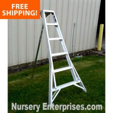6 FOOT TRIPOD LADDER, ORCHARD LADDER, TRIPOD LADDERS