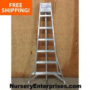 7 FOOT TRIPOD LADDER, ORCHARD LADDER, TRIPOD LADDERS
