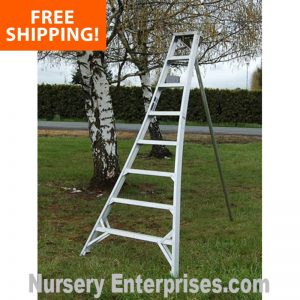 8 FOOT TRIPOD LADDER, ORCHARD LADDER, TRIPOD LADDERS