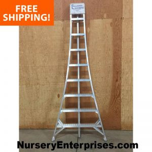 9 FOOT TRIPOD LADDER, ORCHARD LADDER, TRIPOD LADDERS
